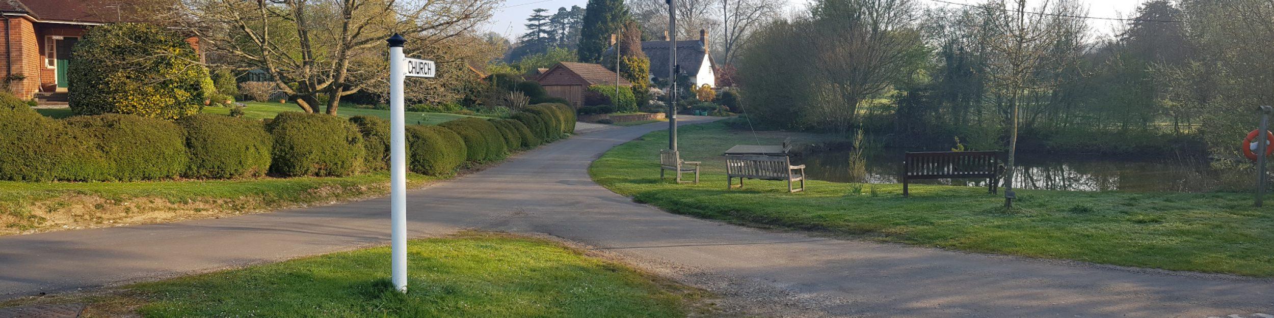 Braishfield Village